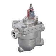 Odvádzače kondenzátu s voľným plavákom, s obtokovým ventilom