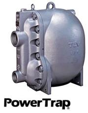 Čerpadlové odvádzače kondenzátu s čisto mechanickou prevádzkou, bez pomoci elektrickej energie